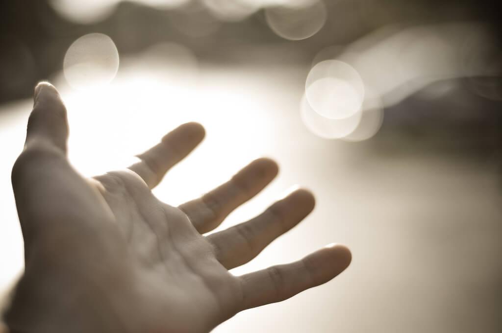 A helping hand - by Christian Bernal
